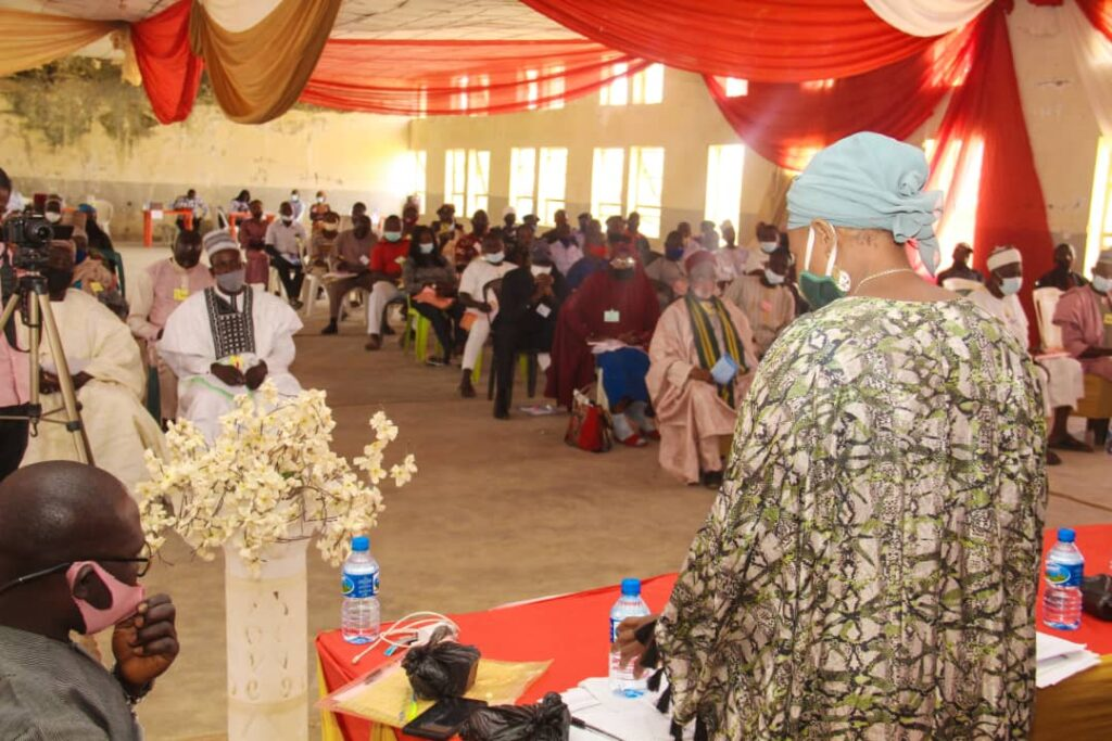 Farmer-Herder Clashes IGSR holds community Dialogue with stakeholders in Plateau 2